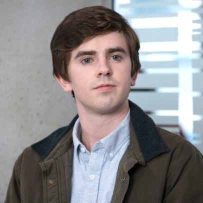 """THE GOOD DOCTOR - """"Trampoline"""" - As a barroom fight sends Dr. Shaun Murphy to seek treatment at St. Bonaventure's, Dr. Alex Park and Dr. Audrey Lim disagree over an elderly woman's post-operative symptoms. Meanwhile, Dr. Neil Melendez and Dr. Lim make their romance public, and Dr. Aaron Glassman continues to pursue a relationship with a good friend, on the season finale of """"The Good Doctor,"""" MONDAY, MARCH 11 (10:00-11:00 p.m. EDT), on The ABC Television Network. (ABC/Jack Rowand) FREDDIE HIGHMORE"""